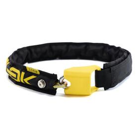 Hiplok Lite Fietsslot geel/zwart